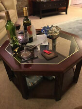 mahogany coffee tables ebay rh ebay co uk