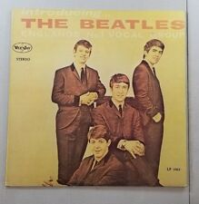 INTRODUCING THE BEATLES ENGLANDS NO 1 VOCAL GROUP VINYL LP RECORD  V23