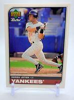 Derek Jeter 1998 Upper Deck Retro Baseball #67 HOF New York Yankees MINT-GEM