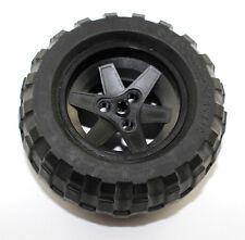 LEGO® Technic Reifen 94,8 x 44 R Felge 44772 schwarz 9398 Technik
