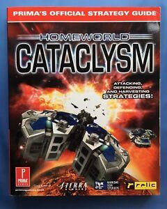 Homeworld Cataclysm -  Prima Official Strategy Guide