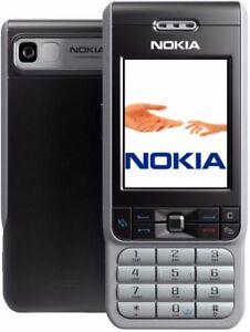 Original Unlocked Nokia 3230 Triband Camera GSM Bluetooth MP3 FM radio Phone