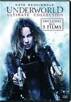 Underworld Five Film Collection (DVD,2018) (cold54030d)