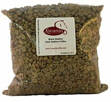 LAVANTA COFFEE GREEN BLACK STALLION BLEND TWO POUND PACKAGE