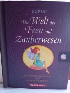 Encyclopedia Mythologica Die Welt der Feen Zauberwesen.pop up aut. Robert Sabud-