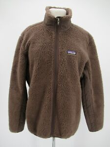 L8393 VTG Women's Patagonia Retro-X Fleece Jacket Size XL