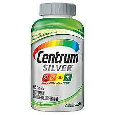 Centrum Silver Multivitamins 50 Years & Above, 325 tablets
