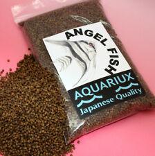 Aquariux angel fish pellets fishfood new ornamental fish feed all sizes and qty