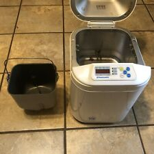 New listing Pre-owned Toastmaster Horizontal Bread Maker Machine [Model 1148x] w/ Bread Box