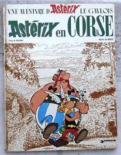 Astérix en Corse EO 1973 Uderzo Goscinny
