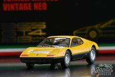 [TOMICA LIMITED VINTAGE NEO 1/64] Ferrari 365 GT4 BB Berlinetta Boxer (Yellow)