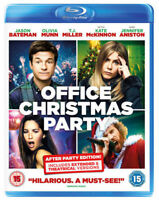 Ufficio Natale Festa Blu-Ray Nuovo (EO52104BR)