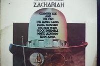 ZACHARIAH ORIGINAL SOUNDTRACK 33RPM 020216 TLJ