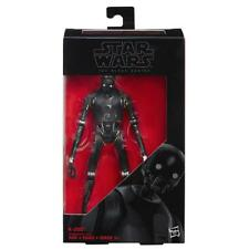 "#24 Star Wars BLACK Wave 5 Rogue One K-2SO rebel droid 6"" scale figure"
