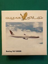 Boeing 767-300ER Gulf Air. Herpa Wings 1:500 - Limited Edition to 3000 models