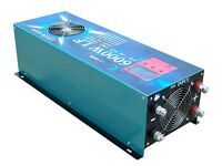 6000W INVERTER ONDA SINUSOIDALE PURA da 24V a 230V dc to ac pure power inverter
