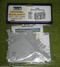 Dapol GENERAL STORES 1/76 Scale scenery Kit 00/HO C19