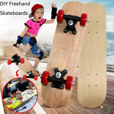 Complete Diy Freehand Skateboards for Beginners Graffiti For Boys Girls Kids