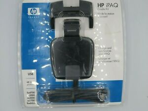 HP IPAQ CRADLE KIT-USB-CHARGE & SYNCHRONIZE IPAQ- (b5n)