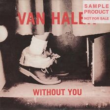 VAN HALEN - Without You - 3 Track Card Sleeve CD Single - Australia - 1998
