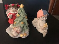 Cast Art Dreamsicle Figurines (Set Of 2). Kristin 93