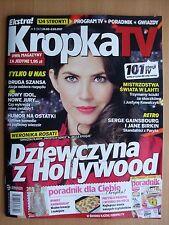 KROPKA TV 8/2017 WERONIKA ROSATI,Serge Gainsbourg,Jane Birkin,Madonna,Asterix