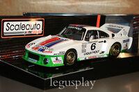 Slot Car Scalextric Scaleauto SC-9102 Porsche 935J DRM Norisring 1980 #6