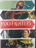 Foo Fighters - Everywhere But Home~Maurice Linnane, Foo Fighters DVD