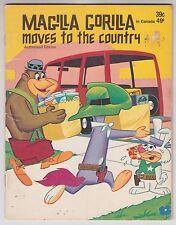 Hanna Barbera MAGILLA GORILLA MOVES TO THE COUNTRY Durabook 39015  1972