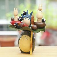 Miyazaki Hayao Anime My Neighbor Totoro Mini Figure Japanese Set Toys