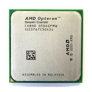 AMD Second Generation Opteron 1212 OSA1212IAA6CS 2GHz/2MB Socket/Socket AM2 CPU