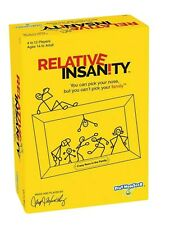 Relative Insanity Party Game About Crazy Relatives -- Made & played by Comedian