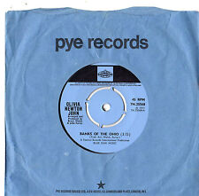 "Olivia Newton John-Rive dell'Ohio 7"" SINGLE 1971"