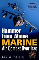 Hammer from Above: Marine Air Combat Over Iraq, Stout, Jay
