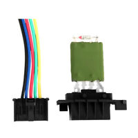 Heater Blower Motor Fan Resistor & Wiring Loom For FIAT PUNTO GRANDE Vauxhall