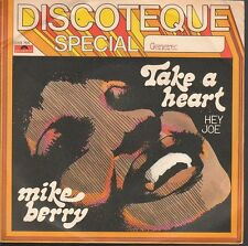 12208  MIKE BERRY  TAKE A HEART