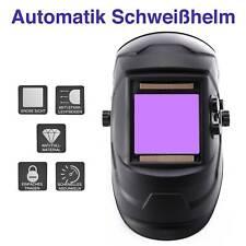 Automatik Schweißhelm Schweißmaske Solar Schweißschirm mit 4 Sensoren