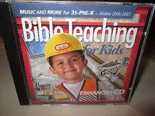 Bible Teaching For Kids Music & More 3s-PRE-K LifeWay Enhanced CD Christian