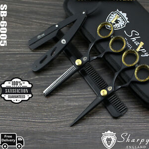"""5.5"""" Pet Hair Scissors Dog Grooming Cutting/Thinning Shears Comb Tool Cutter"""
