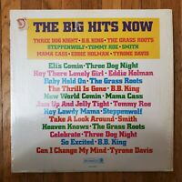 THE BIG HITS NOW Dunhill DS50085 Ex Vinyl Lp NM Shrink-wrap Record Cover