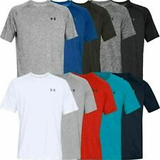Under Armour 2019 UA HeatGear Tech Short Sleeve Training Gym Sports T-Shirt