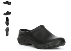 Merrell Encore Gust 2 Black Slip-On Shoe Loafer Men's US sizes 7-15 WIDE NEW!!!