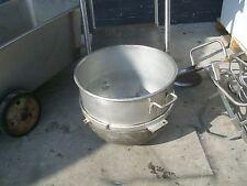 Hobart Mixer 60 Quart Bowl, Steel Bowl, More Options, 900 Items On E Bay