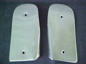 Ferrari California Spyder Door Trim Parts Pair LHS+RHS OEM