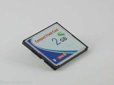 2 GB GIG COMPACTFLASH compact flash card Roland Fantom X X6 X7 X8 XR ADAPTER V4!