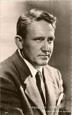 CARTE POSTALE PHOTO CELEBRITE ACTEUR SPENCER TRACY