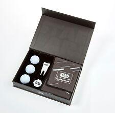TaylorMade Star Wars Golf Presentation Gift Box Towel Marker Balls Divot Tool