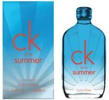 Treehouse: CK One Summer 2017 EDT Perfume Men & Women 100ML