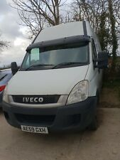 Iveco Daily 50C15 LWB High Top Twin Axle white van