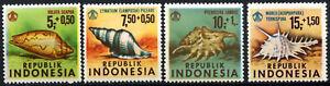 Indonesia 1969 SG#1255-8 Sea Shells MH Set #C144